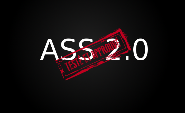 ass 2.0 approved